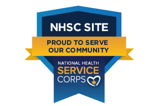 This facility is a member of the National Health Service Corps - Read More >>